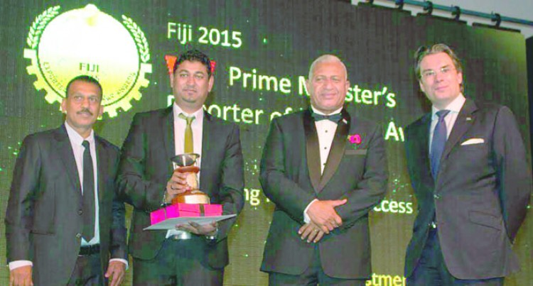 Khanz Holdings Limited scoops Fisheries Exporter Award