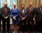 Ratu Inoke Meets Swedish PM