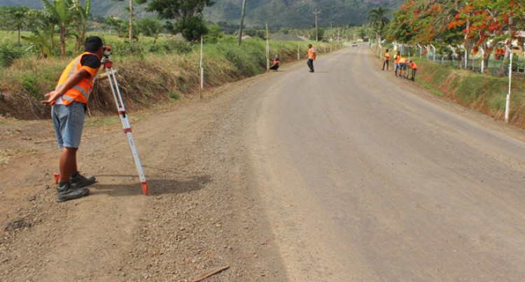 Malau Road Gets A Facelift