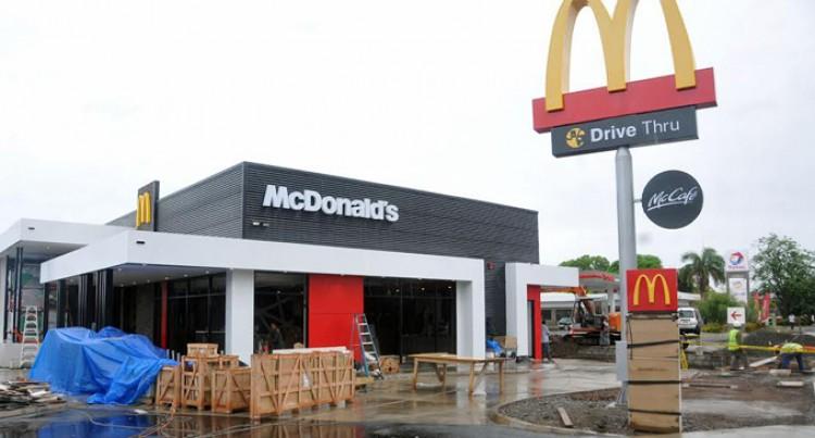 $4.5M McDonald's Lautoka All Set