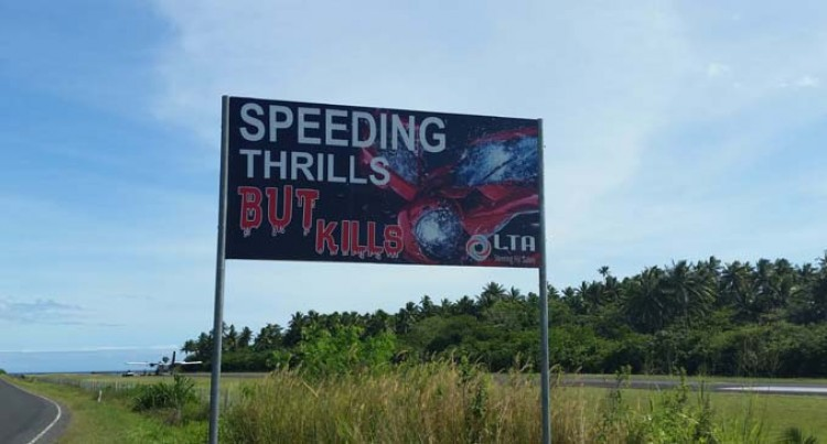 You Have Been Warned: LTA Raises 10 Billboards By The Road