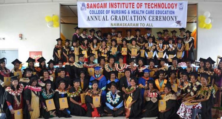 67 Graduates Set New High