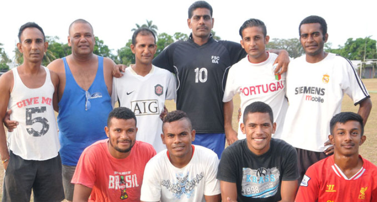 Lautoka's FC City United Gear Up