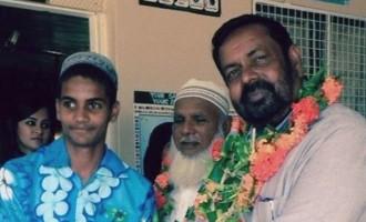 Maulana Proud