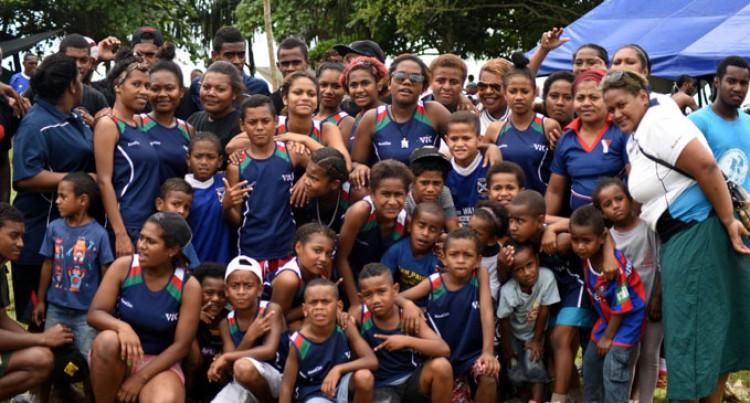 Elliott Praises Tui Suva Meet