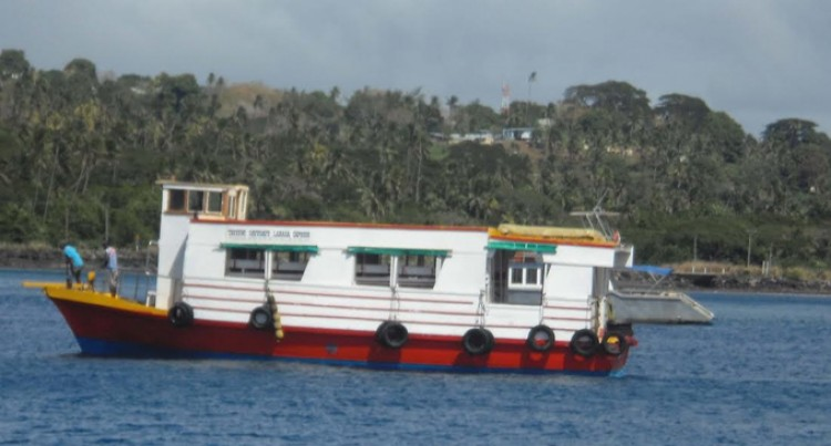 Ferry Provides Link To Taveuni