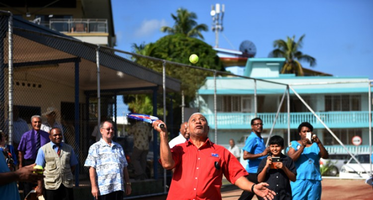 PM: Building  A Better Fiji