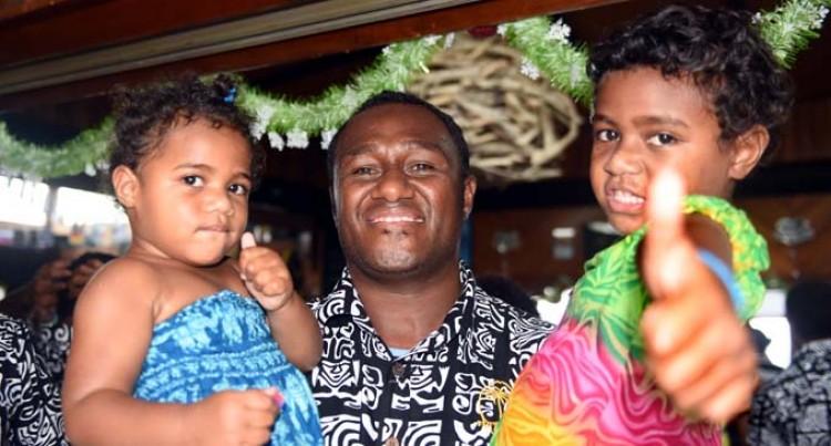 Vodafone Fijian 7s Family Day
