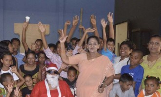 Christmas Treat For Special Children