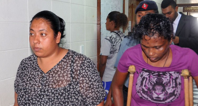Mother, Sister-in-Law in Court Again