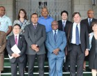 Standing Committee Meets ILO Team