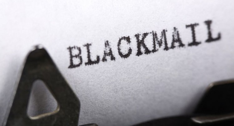Blackmail Threats