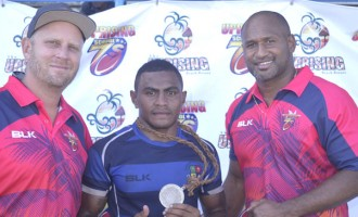 Ukalele Wins Lote Tuqiri Medal