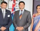 A-G Meets Sri Lankan Diplomats