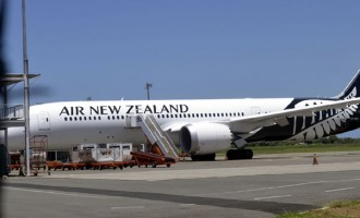 Stranded Passengers Happy  To Be Going Home to NZ