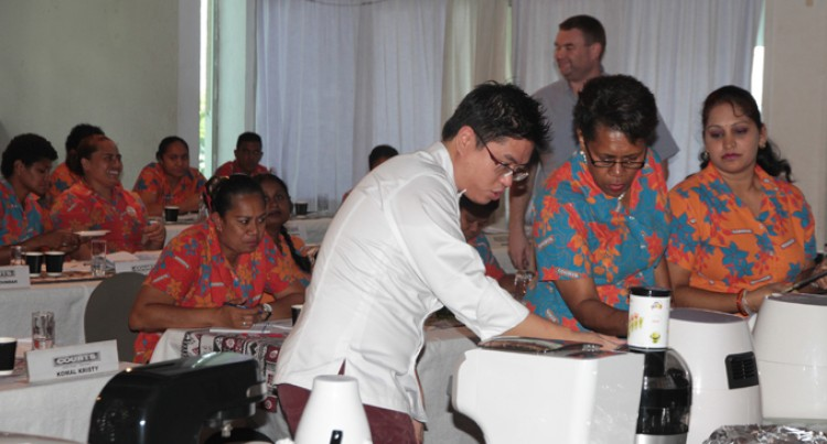 Courts sales team undergo Philips appliance usage training to better serve customers