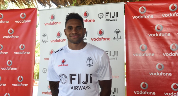 In To Help Fiji Win, Says Kunatani