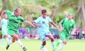 Fiji, PNG Set Pace In Group B