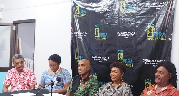 Fijian Music Awards In May
