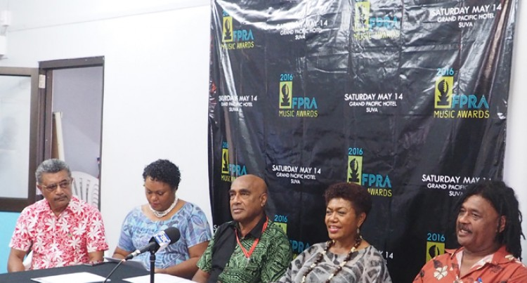 Fijian Music Awards In May