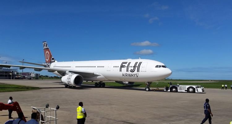 Fiji Airways New A330-300 begins commercial flight tomorrow