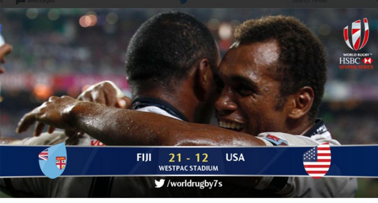 Fiji Take On South Africa In Semis​​