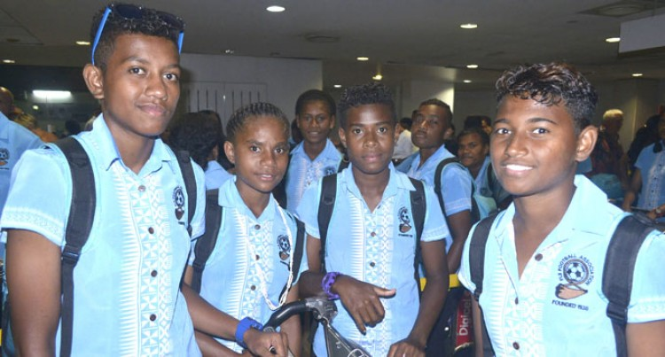 U17 Women Off To Cook Islands