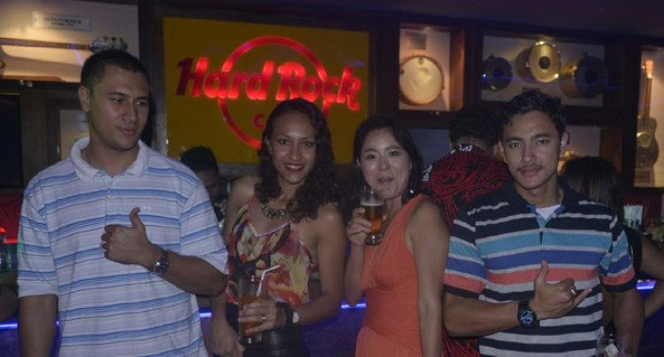 Hard Rock Cafe Launches Insanium Nights On Denarau
