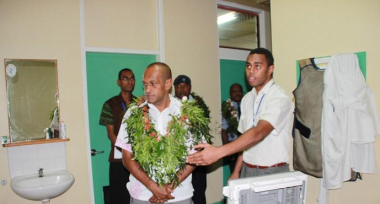 Climate Change Threatens Nalotu Nursing Station