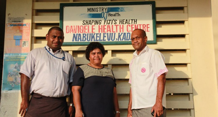 Kadavu:  Committed To  Improve Health  Service Delivery