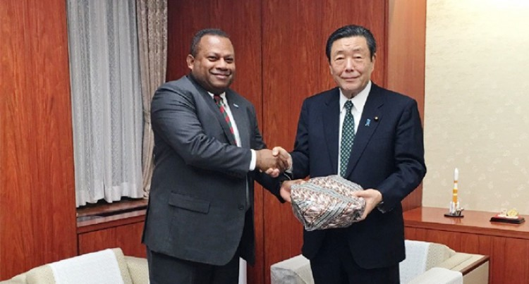 Japan Approached To Help Realise Our Agro-Processing Potential
