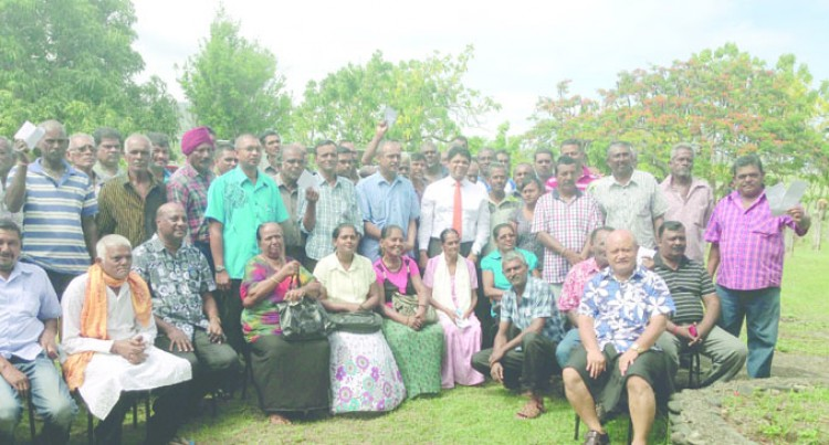Farmers Welcome Compensation
