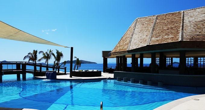 US Film Shooting On Mana Island Resort