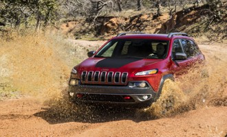 The Jeep Cherokee's Sophisticated Blend