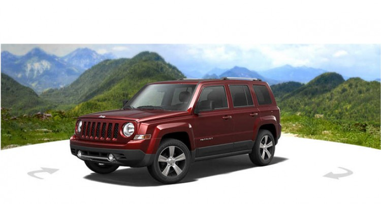 High-End Explore The Luxuries Of Jeep Patriot