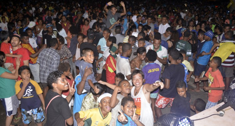 Lautoka Welcomes 2016 In Style