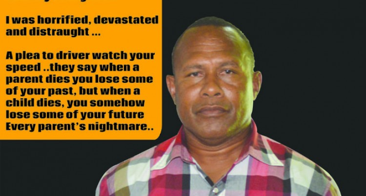 Father's Plea To Drivers: Be More Cautious