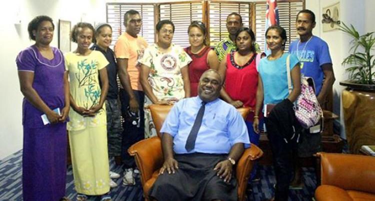 Seasonal Workers Leave For Australia