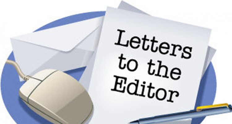 Letters To The Editor, 5th January, 2016