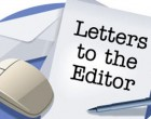Letters To The Editor, 25th January, 2016