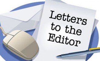 Letters To The Editor, 18th  January 2016