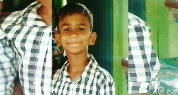 7 Year Old Missing Since December