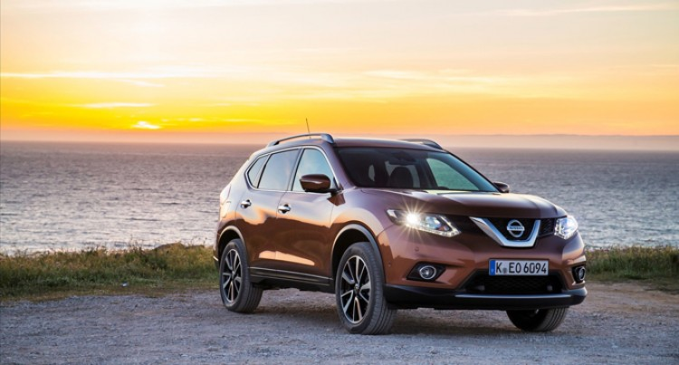 Car Of The Year Award For Nissan X-Trail