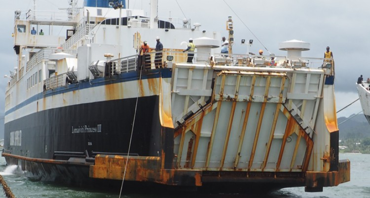 Company Makes Extra Trip To Kadavu