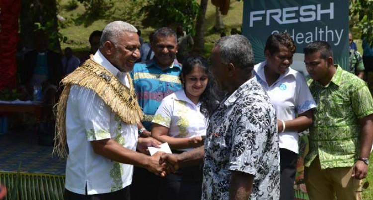 It's for  all Fijians:  Bainimarama