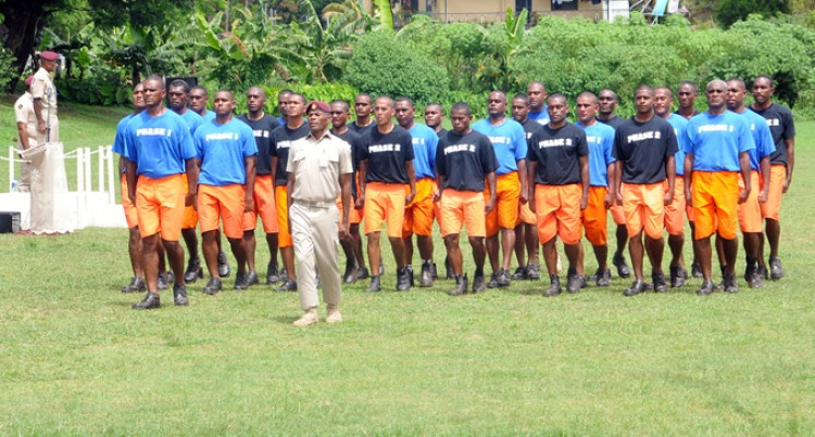 26 Inmates Complete Phase One Of Rehab Programme