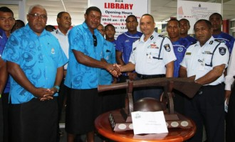 Win A Big Boost For Police Force