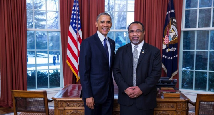 Mara To Strengthen Fijian-USA Ties