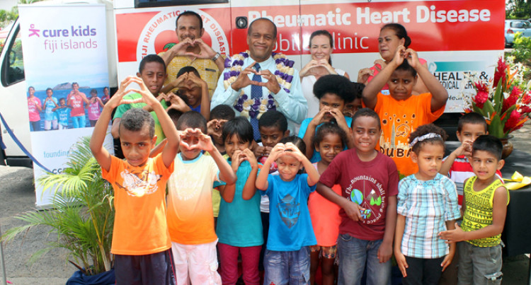Mobile clinic to boost RHD works