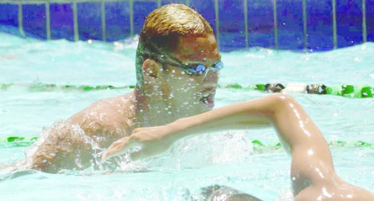 Swimmers Prepare For Qualifier